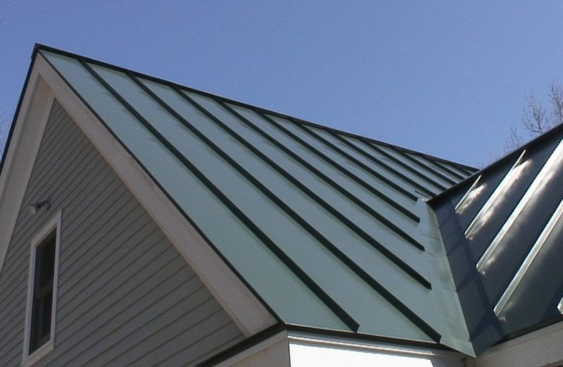 Economy Steel Roof Type