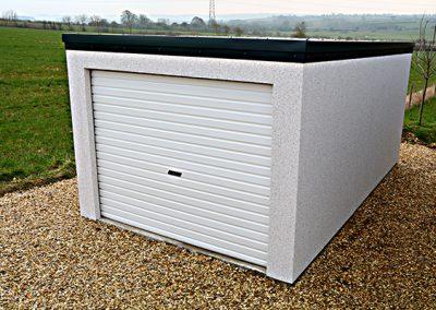 single garage for home or wok